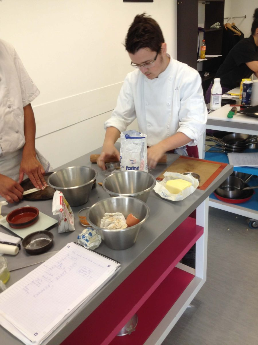 Cuisine atelier biscuits cafa formations for Mooc cuisine 2017