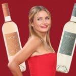 AVALINE, une nouvelle marque de vin signée Cameron DIAZ!